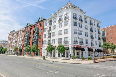 Stamford Condo/Townhouse For Sale: 850 East Main Street #401