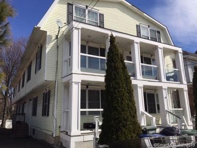 Bridgeport Multi Family Home For Sale: 384 Park Avenue