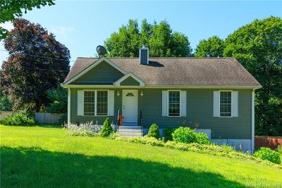 Windham County Single Family Home For Sale: 5 Lewis Boulevard