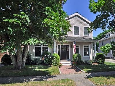 Milford Single Family Home For Sale: 198 Gulf Street