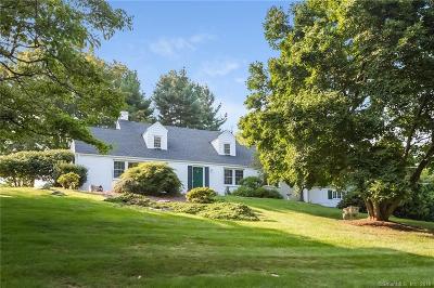 Westport Single Family Home For Sale: 254 Saugatuck Avenue
