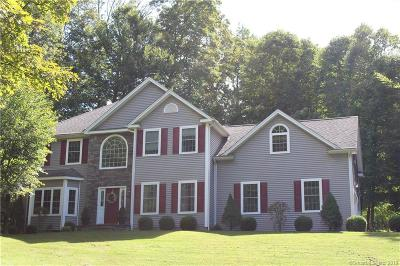 New Milford Single Family Home For Sale: 1 Wades Landing