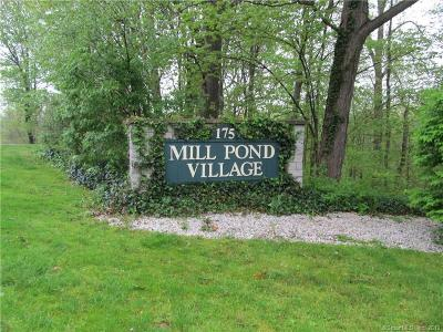 New Haven County Condo/Townhouse For Sale: 175 Mill Pond Road #353