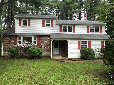 Avon, Farmington, Simsbury Single Family Home For Sale: 14 Hampshire Lane