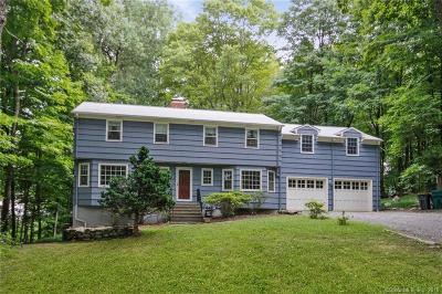 Fairfield Single Family Home For Sale: 1420 Galloping Hill Road