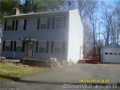 Bloomfield Single Family Home For Sale: 9 Pine Grove Road