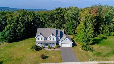 Manchester Single Family Home For Sale: 55 Round Hill Road