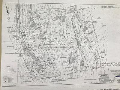 Southbury Residential Lots & Land For Sale: Lot #5 West Flat Hill Road