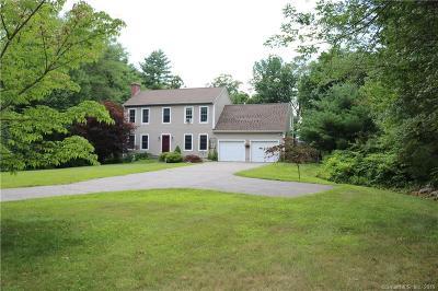 Norwich Single Family Home For Sale: 128 Wightman Avenue