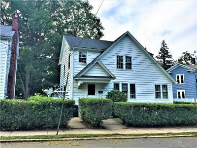 New Haven Single Family Home For Sale: 112 Emerson Street