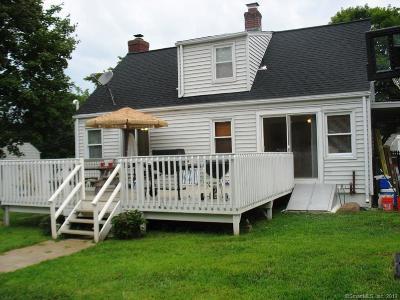 Hamden Single Family Home For Sale: 24 Clark Street