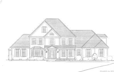 Avon Single Family Home For Sale: 66 Fairway Ridge #Lot 6