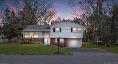 Cheshire Single Family Home For Sale: 1030 Wolf Hill Road