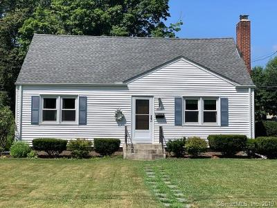 West Hartford Single Family Home For Sale: 1 Madsen Road