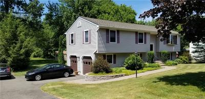 Watertown Single Family Home For Sale: 51 Deerfield Lane