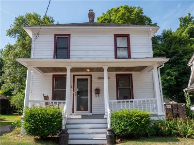 Enfield Single Family Home For Sale: 5 John Street