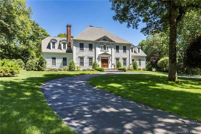 Fairfield County, New Haven County Single Family Home For Sale: 112 Nod Road