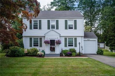 West Hartford Single Family Home For Sale: 277 Auburn Road