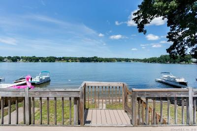 Suffield Single Family Home For Sale: 345 Halladay Drive
