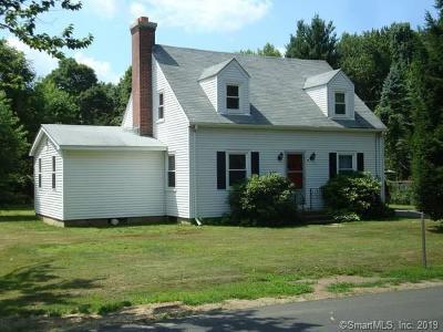 East Windsor Single Family Home For Sale: 15 Spring Street