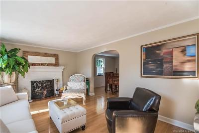 Newington Single Family Home For Sale: 1597 Main Street