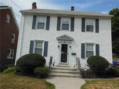 Waterbury Single Family Home For Sale: 65 Keefe Street