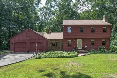 New Haven County Single Family Home For Sale: 1900 Route 80