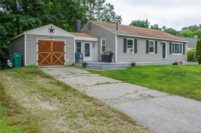 Windham County Single Family Home For Sale: 543 North Main Street