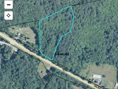 Residential Lots & Land For Sale: 1462 Voluntown Road