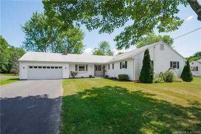 Bloomfield Single Family Home For Sale: 14 Mallard Drive