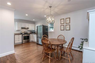 Fairfield County, New Haven County Single Family Home For Sale: 1043 Mill Hill Terrace