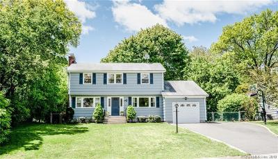 Fairfield County, New Haven County Single Family Home For Sale: 23 Barton Road