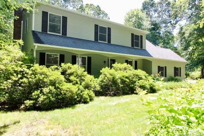 Ledyard Single Family Home For Sale: 27 Chriswood Trace