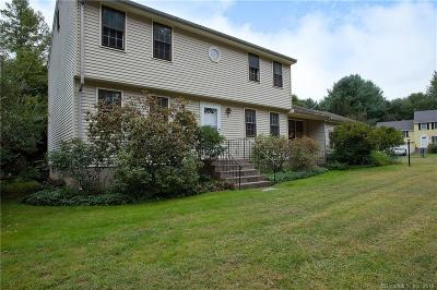 Avon, Farmington, Simsbury Single Family Home For Sale: 2 Kerr Farm Road