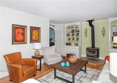 Ridgefield Single Family Home For Sale: 107 Bob Hill Road
