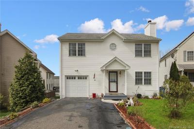 Newington Condo/Townhouse For Sale: 43 Adam Drive