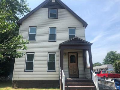New Haven Multi Family Home For Sale: 226 Clinton Avenue