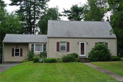 Cheshire Single Family Home For Sale: 71 Westmore Road