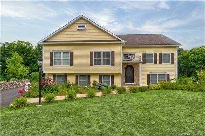 Waterbury Single Family Home For Sale: 84 Joshua Town Road