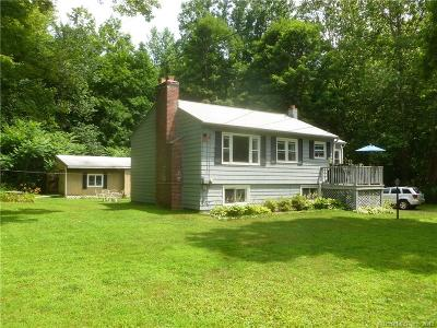 Southbury CT Single Family Home For Sale: $238,900