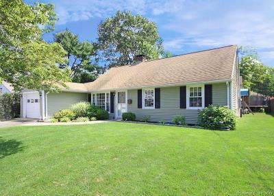 Norwalk CT Single Family Home For Sale: $450,000