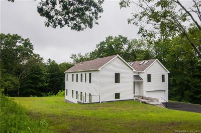 Weston Single Family Home For Sale: 47 Blueberry Hill Road