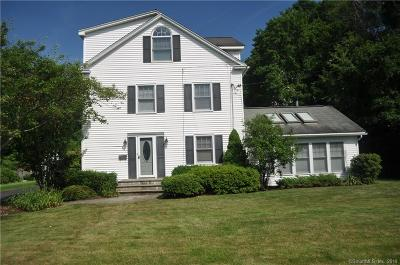 Simsbury Single Family Home For Sale: 6 Griffin Street