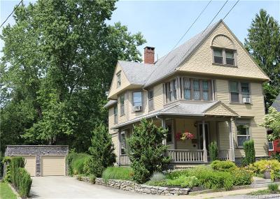 Norwich Single Family Home For Sale: 39 East Town Street