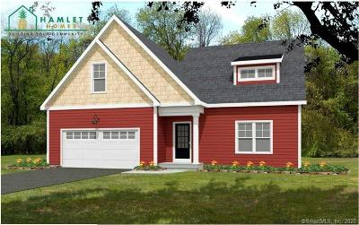 Suffield Single Family Home For Sale: 19 Kings Meadow Lane #Lot # 19