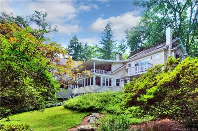 New Canaan Single Family Home For Sale: 1006 Silvermine Road