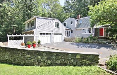 Stamford Single Family Home For Sale: 1111 Rock Rimmon Road