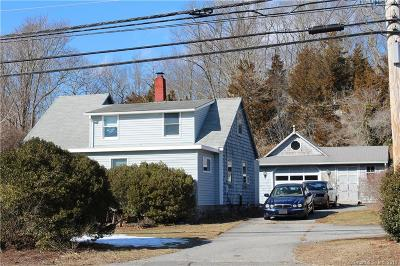 Groton Single Family Home For Sale: 628, 636, 642 Gold Star Highway