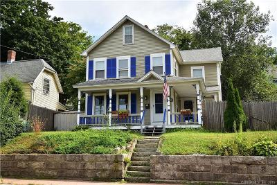 Stafford Single Family Home For Sale: 71 West Main Street
