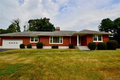 Meriden Single Family Home For Sale: 7 Glenview Road